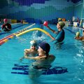 Акватория детства, Занятие по аквааэробике в Москве