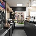 Дизайн-проект Кофейни / Кафе