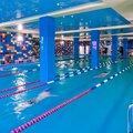 Индивидуальное занятие по плаванию в бассейне