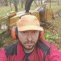 Виктор Емелин, Корчевание дерева в Поселении Московском
