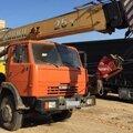 Аренда автокрана: Галичанин Автокран 16 тонн