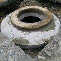 Ремонт колодцев канализационных
