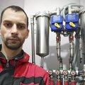 Александр Фромов, Монтаж систем подачи воды в Заневском городском поселении
