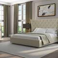 3d визуализация кровати в интерьере