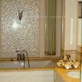 Монтаж экрана для ванной