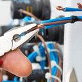 Электромонтажные работы, Установка бензинового генератора в Юго-восточном административном округе