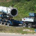 Аренда трала грузоподъемность до 1000 тонн