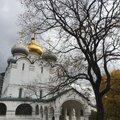 Автомобильная обзорная экскурсия по Москве