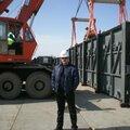 Александр Канакин, Демонтаж металлоконструкций в Городском округе Тюмень