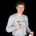 Александр Попов, Прокладка канализационных труб в Калужской области