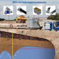 Водопонижение иглофильтрами BBA Pumps PT150