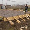 Строительство домов из деревобетонных панелей (арболит)