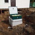 Автономная канализация  для дачи под ключ