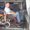 Перевозка инвалидов-колясочников