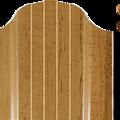 Штакетник с 1-сторонним покрытием Printech