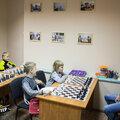 Занятие по шахматам: в группе, абонемент на месяц, 12 занятий