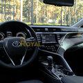Пассажирские перевозки: Toyota Camry V70