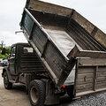 Грузовой 36, Вывоз мусора в Павловске