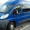 Перевозки на микроавтобусе 8 мест