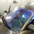 Тонировка лобового стекла автомобиля