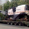 Аренда трала грузоподъемность 40 тонн