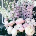Цветы - букеты на заказ.