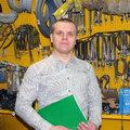 Андрей Любов, Ремонт мотора-компрессора в Северном Измайлово
