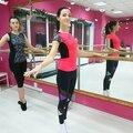 Занятие по балету