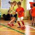Занятие по футболу: в группе, разовое занятие