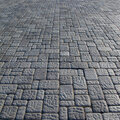 Тротуарная плитка, Устройство крупнозернистого асфальтобетонного покрытия в Москве и Московской области