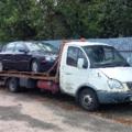 Перевозка автомобилей на эвакуаторе в Сергиев-Посаде