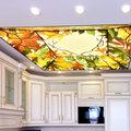 Натяжные потолки в Липецке. Матовые, сатиновые, глянцевые, тканевые, двухуровневые и другие виды потолков.
