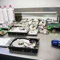 Ремонт компьютерных жёстких дисков