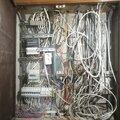 Демонтаж электросети