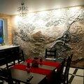 Барельеф. Художественная объемная роспись стен.