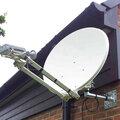 Подключение спутникового интернета