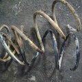 Замена пружин подвески