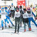 Занятие по беговым лыжам: в группе – 2 варианта