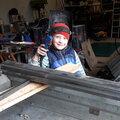 Денис П., Изготовление металлической двери в Ленинском районе