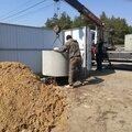 Септик из бетонных колец за 1 день