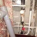 Замена стаяка канализации