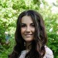Анжела Юрьевна Ч., Наращивание ресниц (полуторный объем) в Курчатовском районе