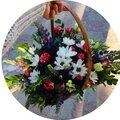 Доставка цветов круглосуточно от 1 часа