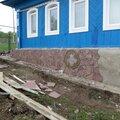 Монтаж фасада из камня