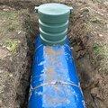 Подключение газового резервуара