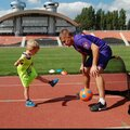 Занятие по футболу: индивидуально, разовое занятие