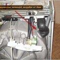 Ремонт не заливающей воду стиральной машины