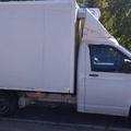 Перевозка в изотермическом фургоне: Volkswagen LT
