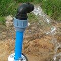 Бурение абиссинской скважины на воду цена под ключ в Павлово-Посадском районе