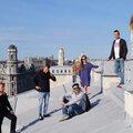 Экскурсии по крышам Санкт Петербурга